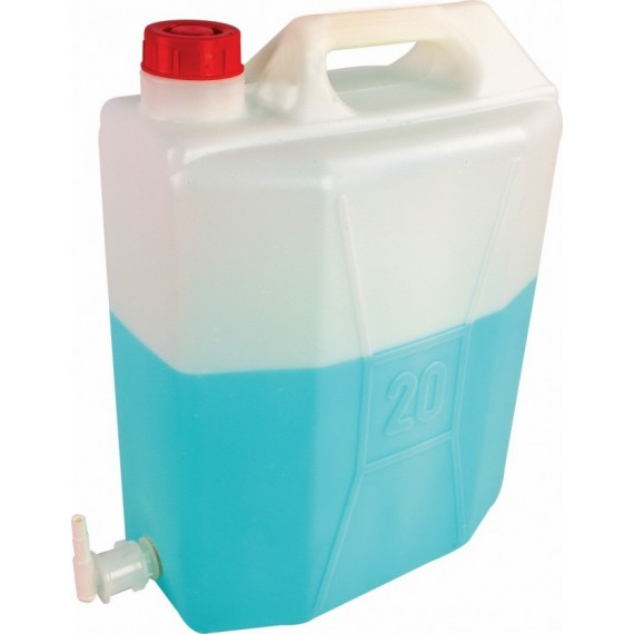 JERRY CAN 20 Liter met kraan