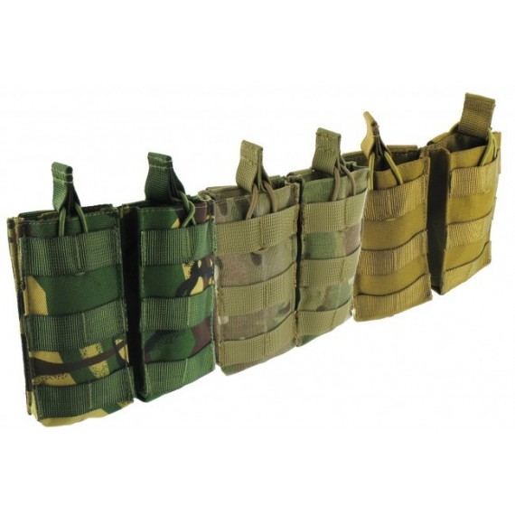 Double Quick Release Mag Pouch
