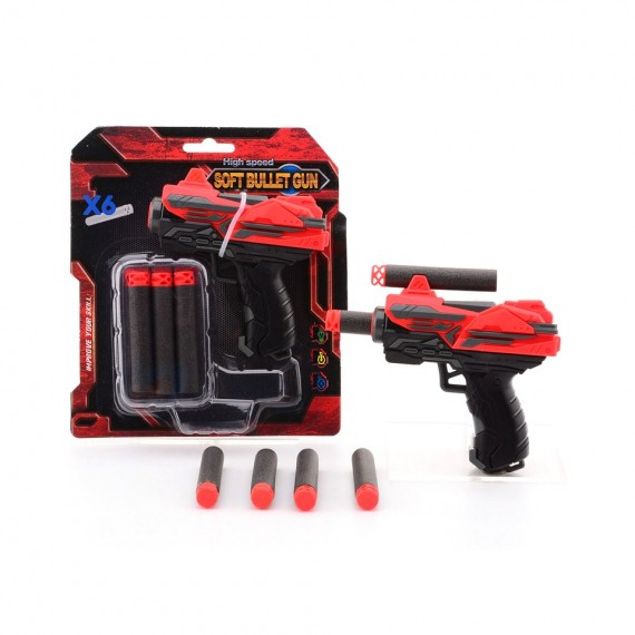 SERVE  PROTECT SHOOTER STARTER SET MINI   6 PIJLEN  30