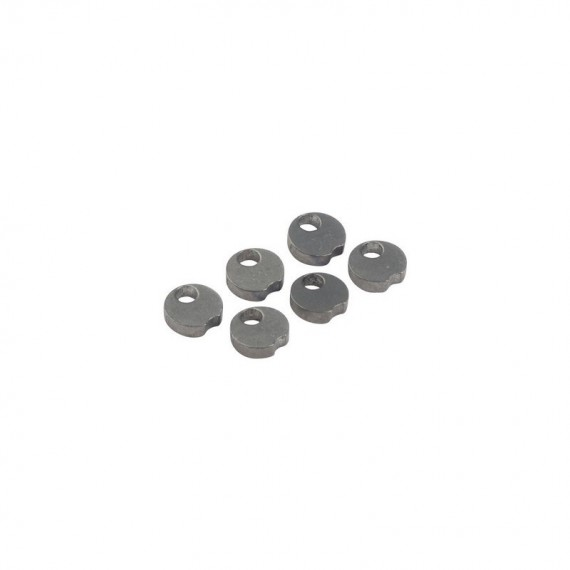 Gear sector clips (x6pcs)