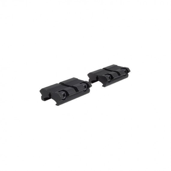 Rail adapter 11 mm naar 22 mm