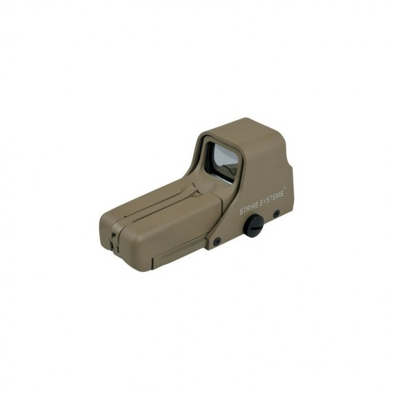 Red dot Advance 552 Holosight rood/groen Dessert