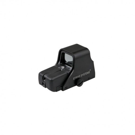 Red dot holosight Advanced 551 21 mm red green