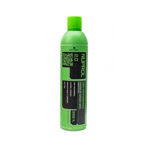 Nuprol 2.0 Green Gas Mini 145 ml
