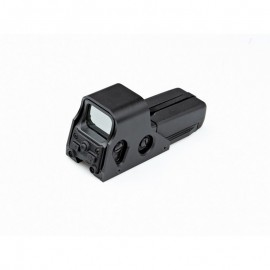 red dot rood/groen Holosight Advance 553 type lang  21 mm rail