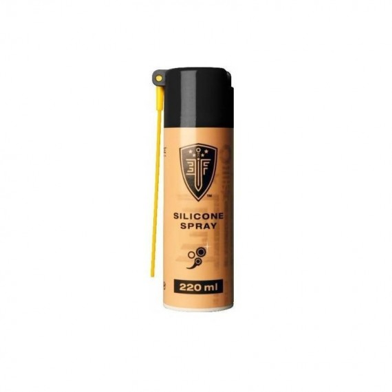 Siliconen Spray 100ml van Elite Force
