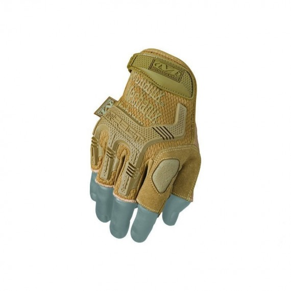 Handschoen Mechanix M-PACT Mitaine Coyote l MFL