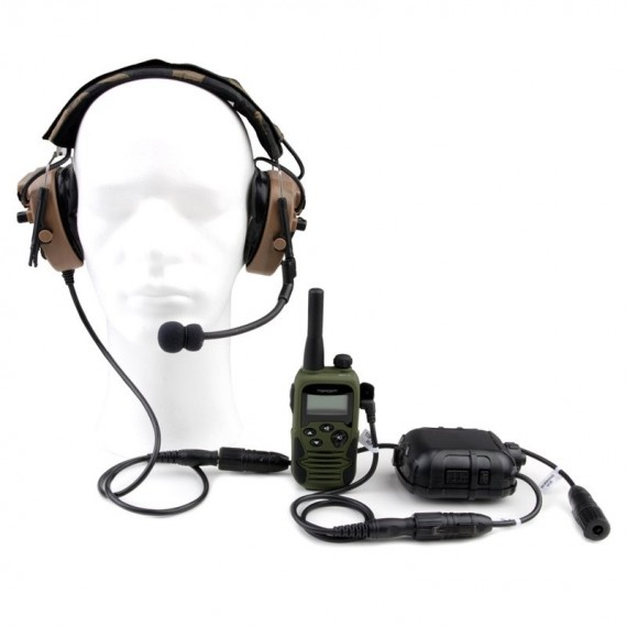 Walkie Talkie-Twintalker 9500 Airsoft Edition