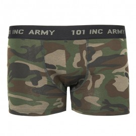 BOXER SHORT 101 INC. ARMY