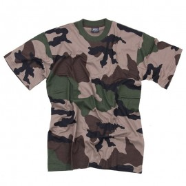 T-SHIRT RECON FRENCH CAMO