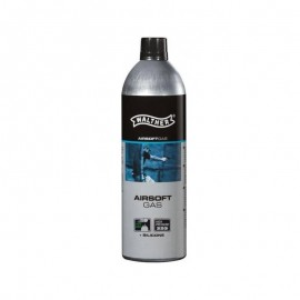 Gas Walther 750ml + silicone