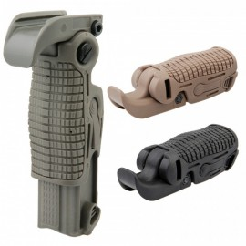 FOLDING FORE GRIP FOR RAIL JA-1335 ONLY FOR AIRSOFT