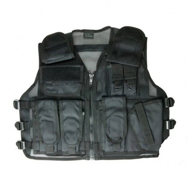 Recon Tactical Vest Black