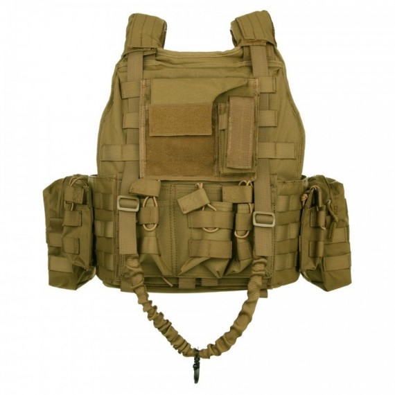TACTICAL VEST RANGER LQ14122