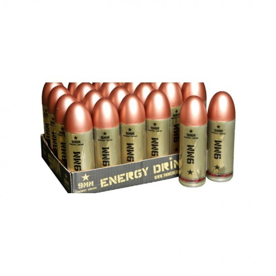 Enegry Drink 9MM box 24 blikjes 250 ml