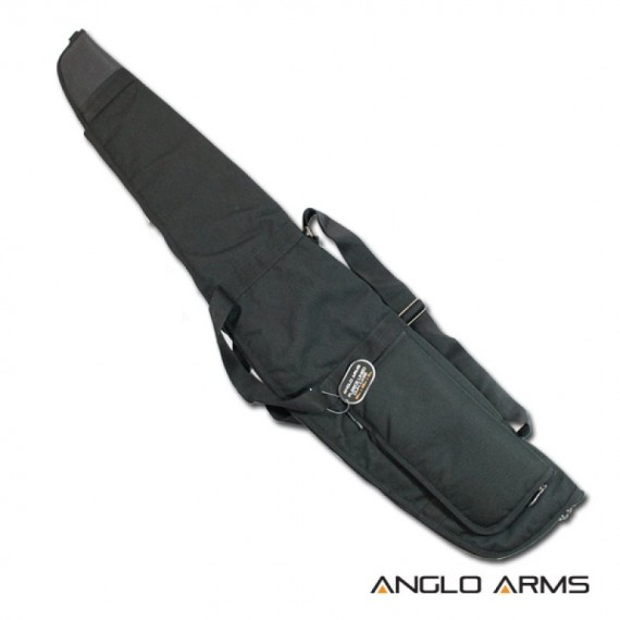 Black Padded Rifle Slip