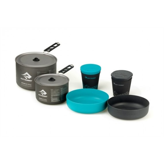 Sea to Summit - AlphaPot Cookset 2.2 - Campingkookset