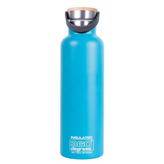 360° degrees - Vacuum Insulated Drink Bottle 750ml - Thermosfles