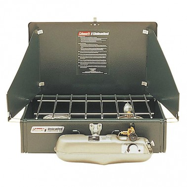 Coleman - Komfoor - Unleaded Stove 424 - 2-Pits - 4225 Wat
