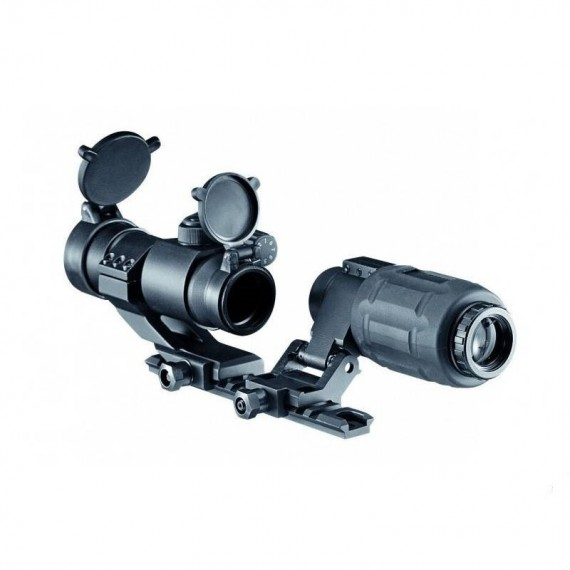 Walther EPS 3 Rifle scope ( magnifier)