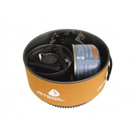 Jetboil 1.5L FluxRing® Cooking Pot Orange